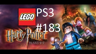 road to the Lego Harry Potter Years 5-7 (PS3) platinum trophy (plat #183)
