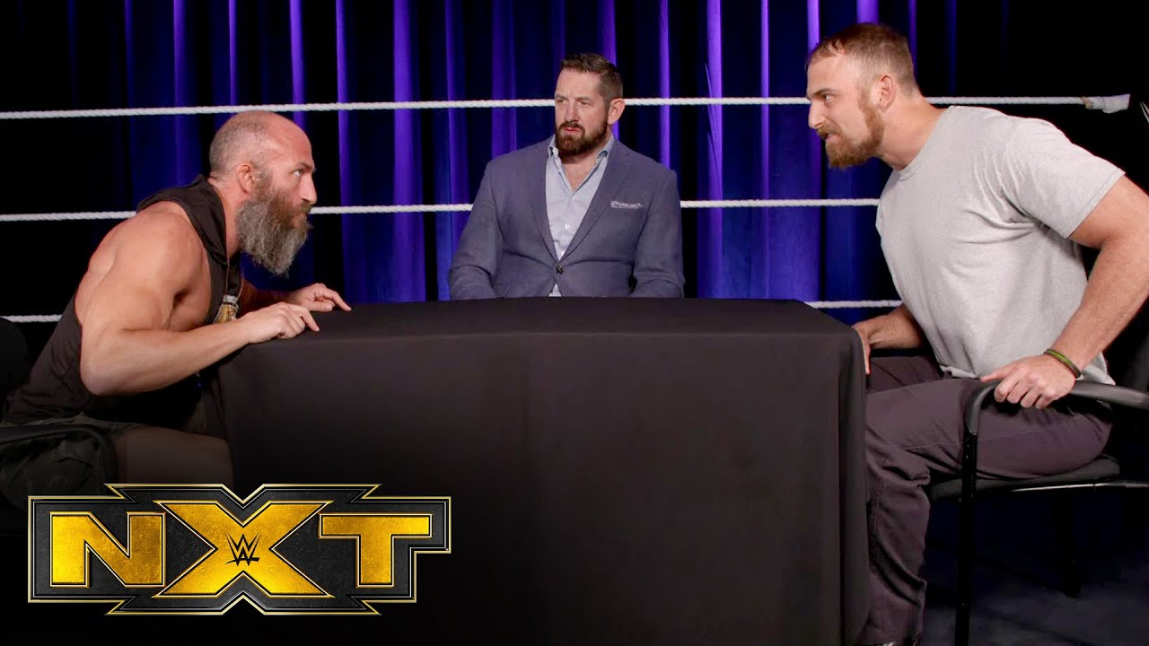 Video: Wade Barrett sits down with Tommaso Ciampa and Timothy Thatcher before NXT Fight Pit on WWE NXT - Wrestling Inc.