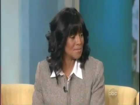 Rebbie Jackson Dissing Her Brother Michael on The View