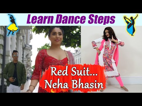 Dance Steps on Red Suit...