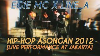 Hip Hop Asongan - Egie Mc & (Line_A cover Anjar Ox's) - Sendiri Dalam Langkah