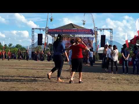 Festival gondang naposo 2018  audio rec ipad mini 4