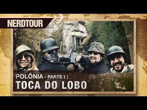 Toca do Lobo - Bunker do Hitler na Polônia | Nerdtour