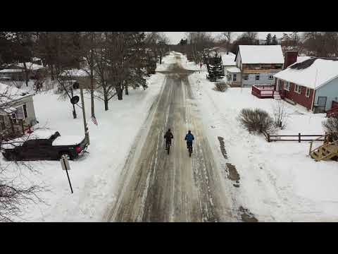 Experience Cuyuna Fat Biking