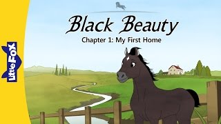 Black Beauty 1 | My First Home | Classics | Little Fox | Animated Stories
