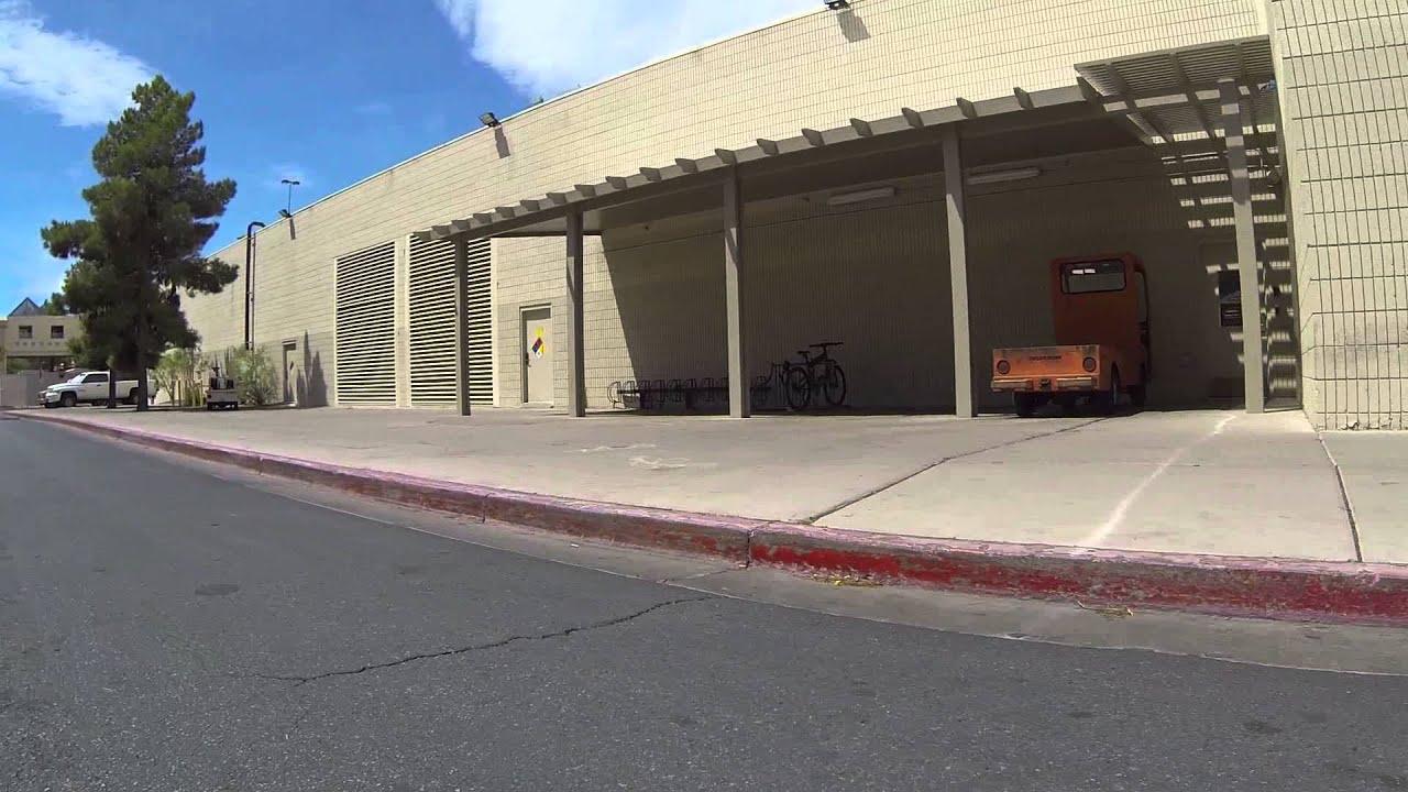 Parking in the Luxor Las Vegas Strip Garage Nevada 5 August 2015 GP010163  YouTube