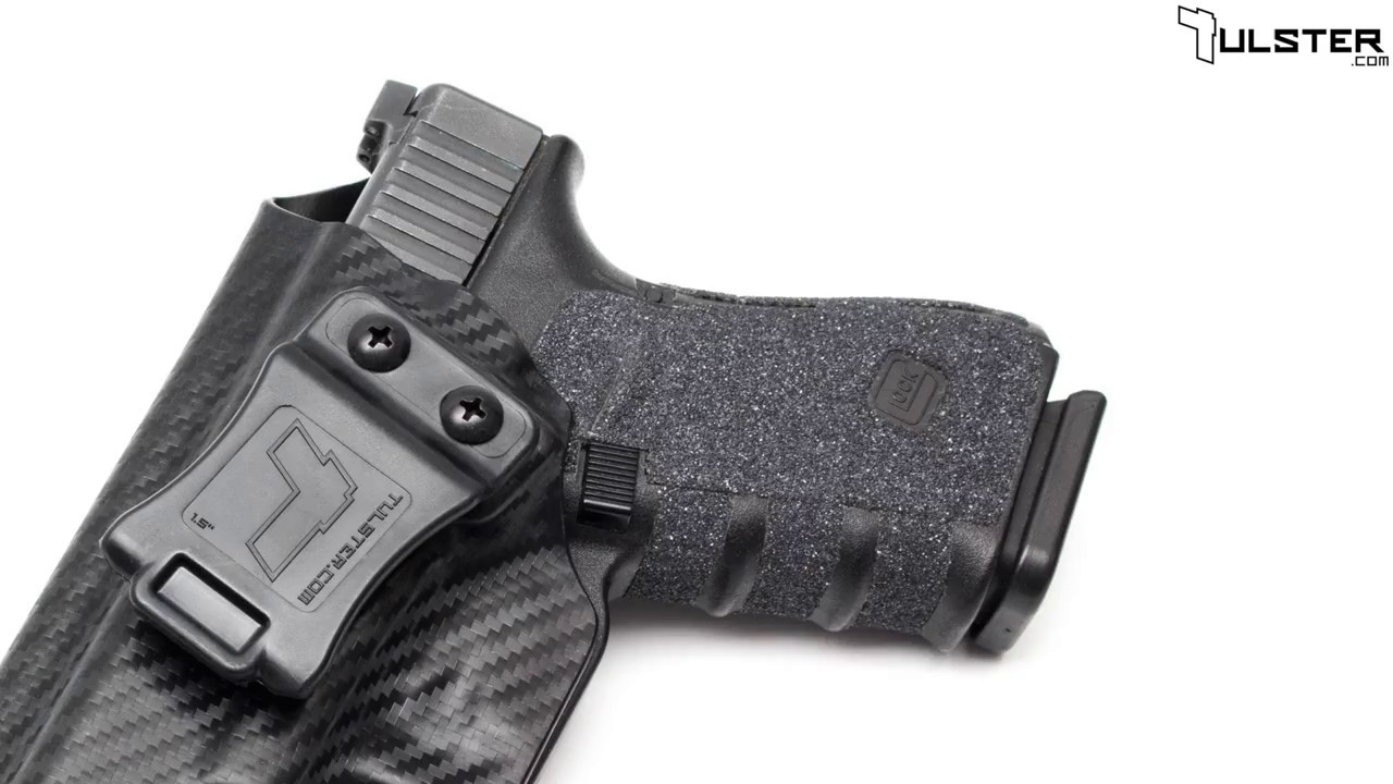 Why Talon Grips? - Tulster