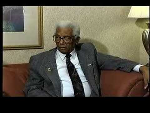 Walter and Albertina Sisulu interviewed in Detroit in 1996 P