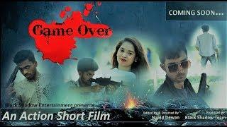 GAME OVER l Official Trailer l গেম ওভার l Bangla Action Short Film 2018 l Black Shadow Entertainment