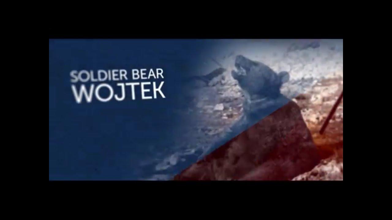 Soldier Bear Wojtek