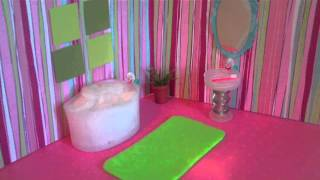 How To Make A Mini Doll Bathroom For Lalaloopsy Or Littlest Pet Shop