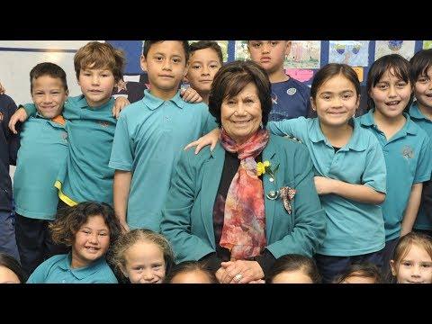 Te reo Maori champion Maude Brown