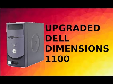DELL DIMENSION 1100 INTEL VIDEO DRIVER (2019)