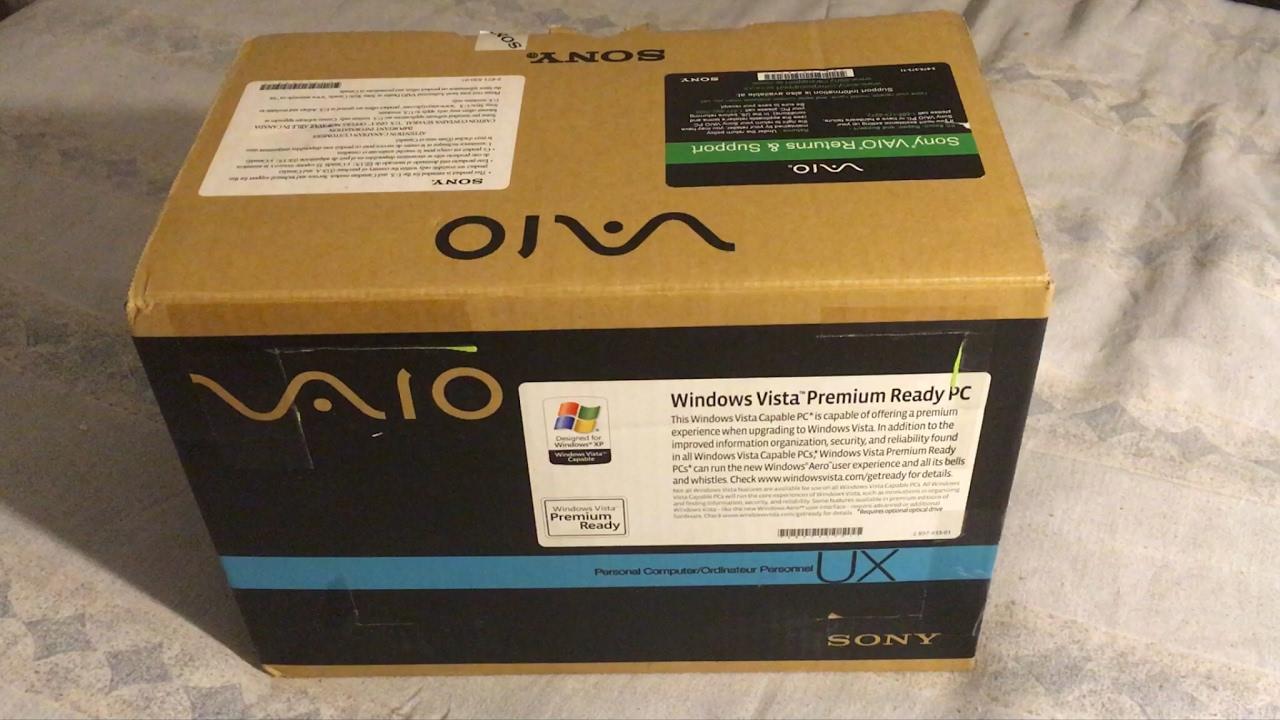 SONY VAIO UX380N DRIVERS FOR WINDOWS MAC