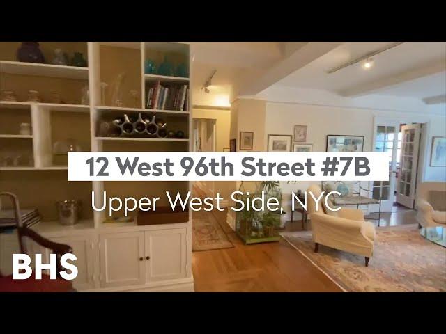 12 West 96th Street, 7B