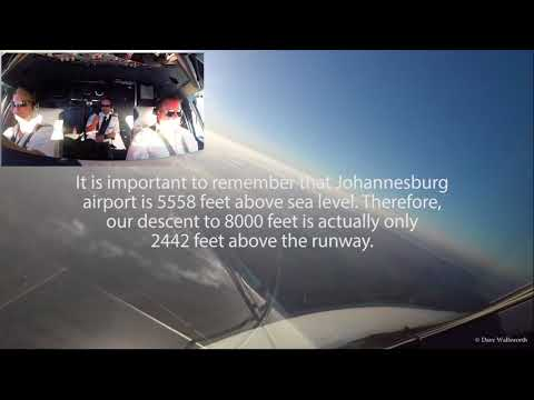 British Airways: Landing in Johannesburg- A Pilot's Perspective