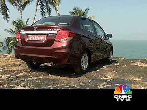2013 Honda Amaze India Review - Overdrive EP 254 Part 1