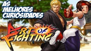 Art of Fighting - As Melhores Curiosidades #01