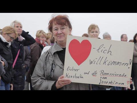 Josephinum Hildesheim: Die Romfahrer sind zurück