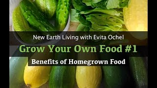 New Earth Living 11: Grow Your Own Food