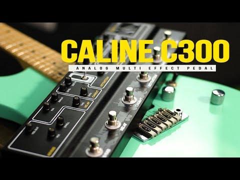 🔥 รีวิว│ Caline C300 มัลติเอฟเฟคกีต้าร์ Multi Effect Pedal ราคาประหยัดฟังก์ชั่นครบครัน