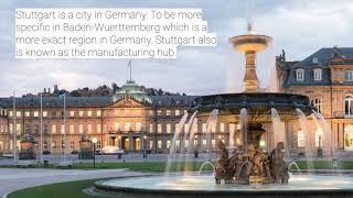 Stuttgart, germany -