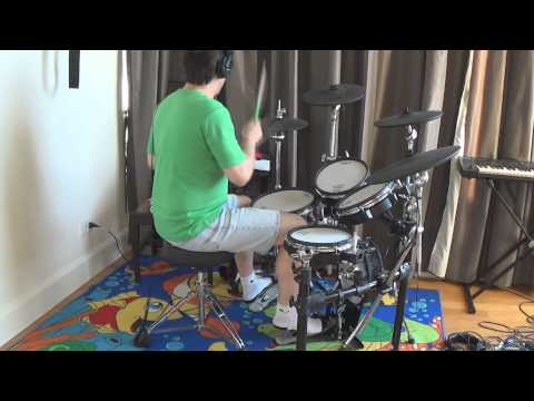 Maroon 5 - Sugar (basic) drum cover
