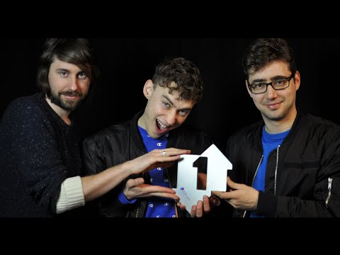 Years & Years chat to OfficialCharts.com about their Number 1 single King | Official Charts