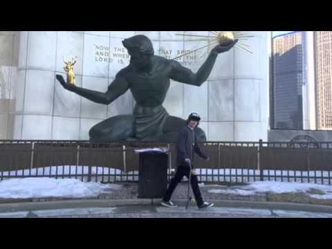 Detroit is Beautiful - Undefeated Selfless Act Adiidas Yeezy Boost winner