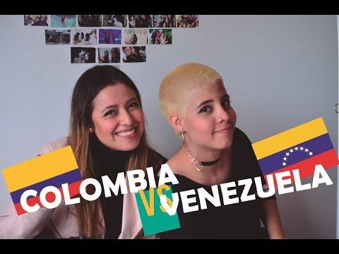 Colombia VS Venezuela | SUSIE RAMIREZ