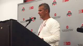 Urban Meyer on NCAA basketball scandal
