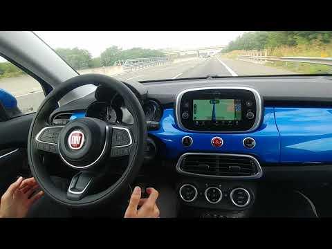 Fiat 500X MY19 test du lane assist
