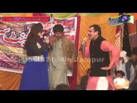 Akram Nizami Saraiki Film Star New Saraiki Latest Full Mazahiya Darama Part 2 2017 Basit Studio   Yo thumbnail