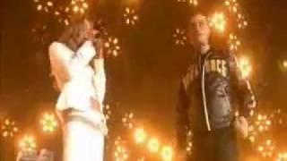 Robbie Williams & Joss Stone - Angels LIVE