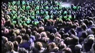 The Case For Coal (1984) National Union of Mineworkers (NUM) - coal strike