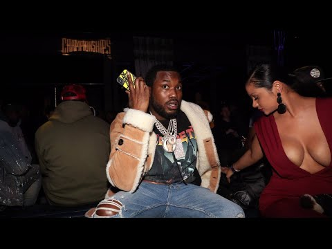 Rapper Meek Mill spoke on late night eating