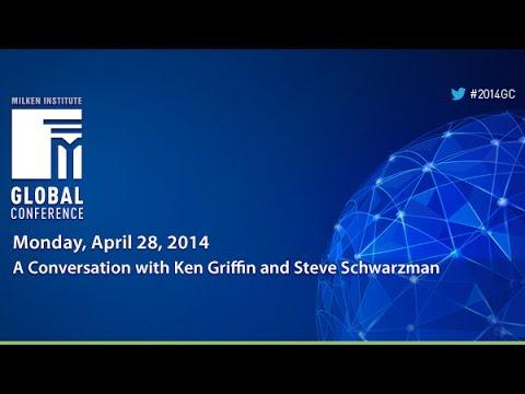 A Conversation with Ken Griffin and Steve Schwarzman