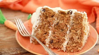 3-Layer Carrot Cake Made in the Microwave - Gemma's Bigger Bolder Baking thumbnail