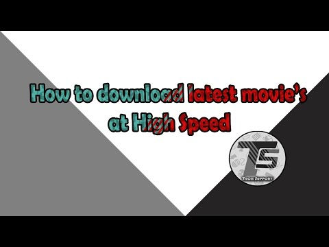 How To Download Latest Movies & Full Version Software From Torrent
