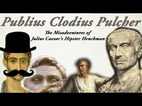 The Misadventures Of Julius Caesar's Hipster Henchman - Publ