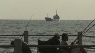 Le Rachel Corrie est à quai dans le port israélien d