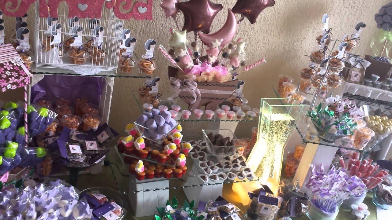 1a comuni n andrea mesa de dulces youtube - Ideas para mesas dulces de comunion ...