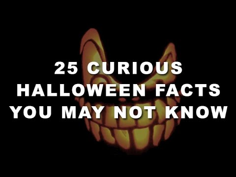 25 Curious Halloween Facts You May Not Know - YouTube
