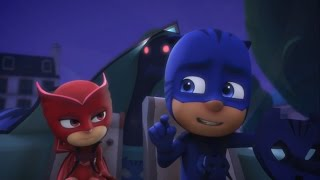 Pj Masks English Full Episodes ★ 2 ★ PJ Masks Disney Junior Video Full Episodes 2016