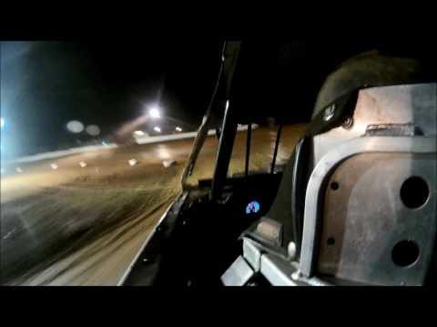 Skyline Speedway Harvest Modified Feature Robert Garnes GoPro