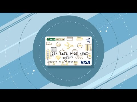 Karta Visa Classic wersja 30 sekund