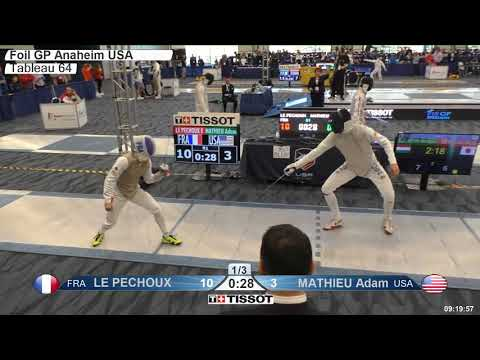 2018 140 T64 05 M F Individual Anaheim USA GP BLUE LE PECHOUX FRA vs MATHIEU USA