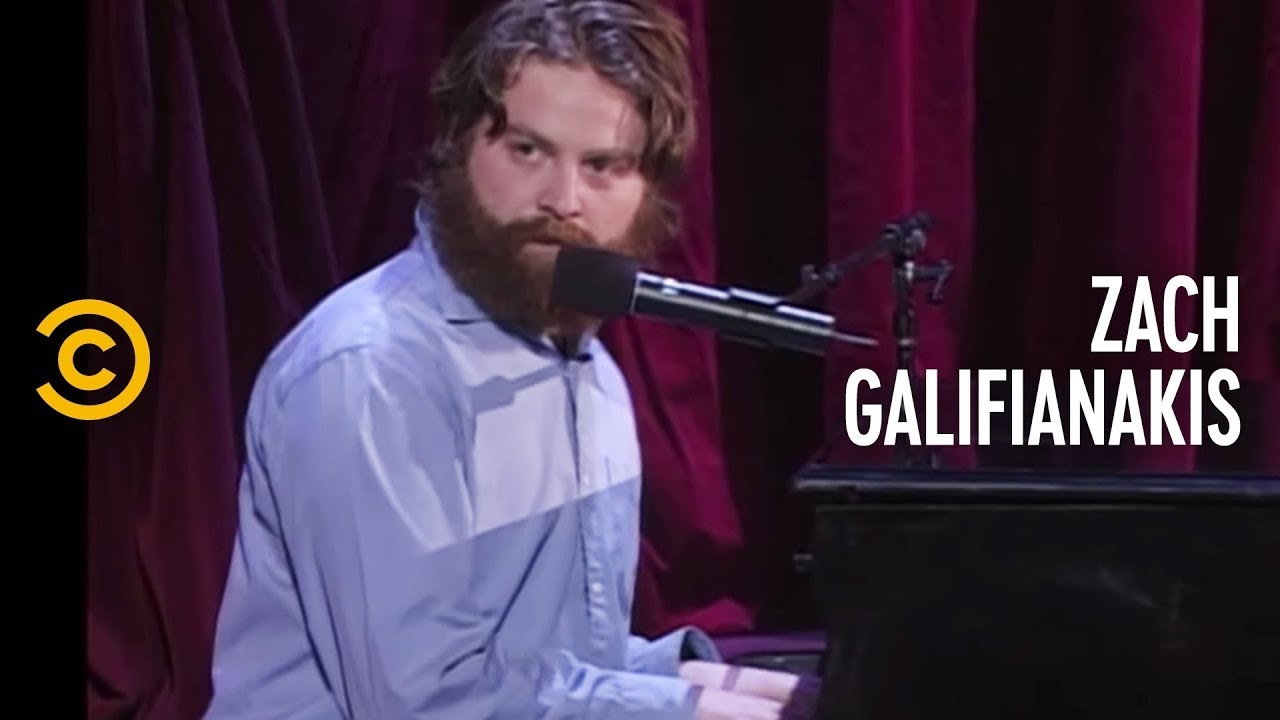 Download Waking Up with a Boner - Zach Galifianakis