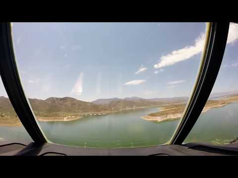 Low Level over Lake Roosevelt