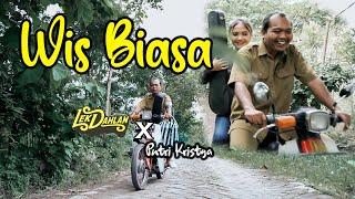 Wis Biasa - Lek Dahlan feat Putri Kristya - Official music video